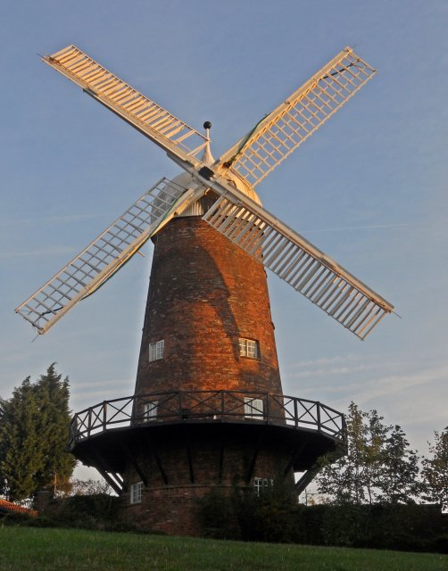 "Duncan Harris: ""Green's Windmill""; Quelle: www.piqs.de; Some rights reserved"